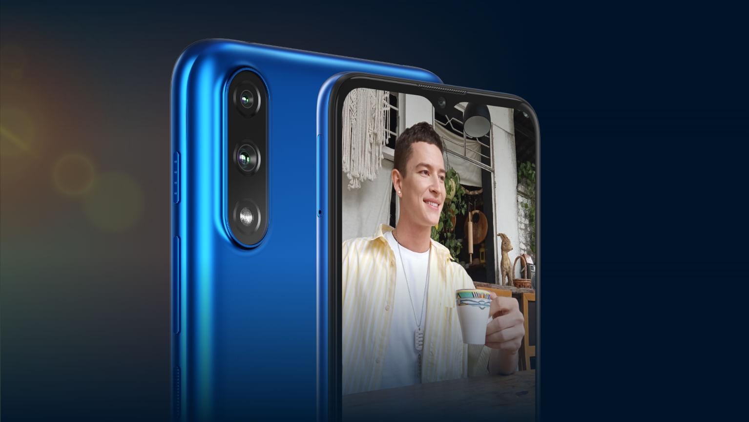 Moto E7i Power | Smartphones - Motorola Colombia