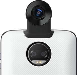Moto Snap 360º - 360° photos and 4K video with 3D sound